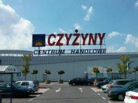 Centrum handlowe czyzyny
